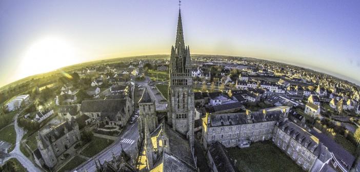 Basilique Notre-Dame du Folgoët - Le Folgoët (Finistère) - Pa