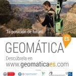Cartel 2 promoción Geomática ES