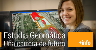 Estudia Geomática: una carrera de futuro