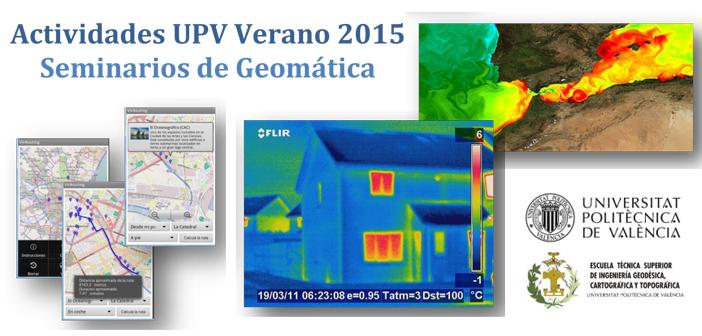Semana de la Geomática UPV