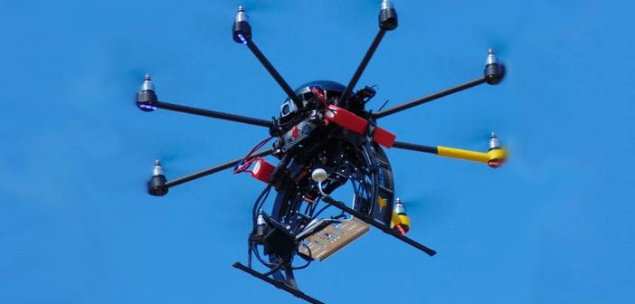 Curso de drones Universidad de Oviedo