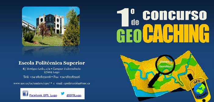 Geocaching EPS Lugo