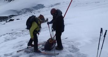 Geomática en la Antártida
