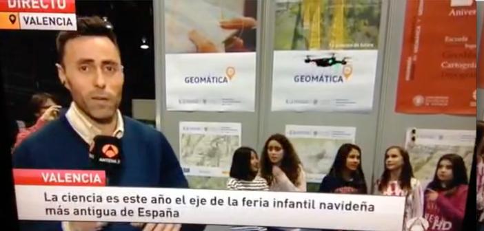 Geomática Expojove A3
