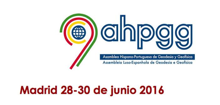 Asamblea hispano-portuguesa de geodesia y geofísica