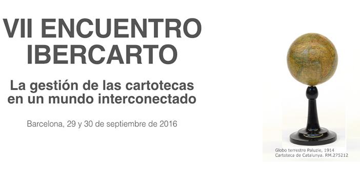 VII Congreso Ibercarto