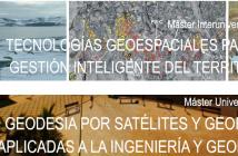 Másteres Geomática Universidad de Jaén