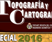 Nuevo número de la revista TOPCART dedicado al Congreso Internacional de Geomática