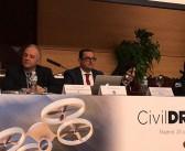 AESA pondrá en marcha en breve la norma que amplía las operaciones con drones