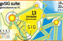 13 jornadas gvSIG en Valencia