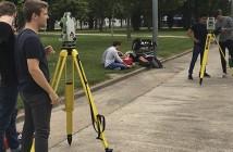 Estudiantes ingeniería Geomática