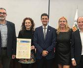 El Grado de Ingeniería Geomática de la UPV obtiene el sello EUR-ACE©