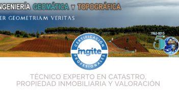 COIGT_Técnico Experto en Catastro, Propiedad Inmobiliaria y Valoración