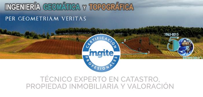 El COIGT impulsa la creación del Técnico Experto en Catastro, Propiedad Inmobiliaria y Valoración