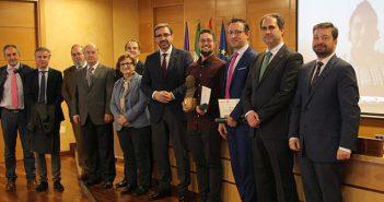 Entrega Premios Geomática Francisco Coello 2018