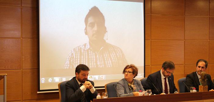 Julián Rodríguez, tercer premio Francisco Coello 2018