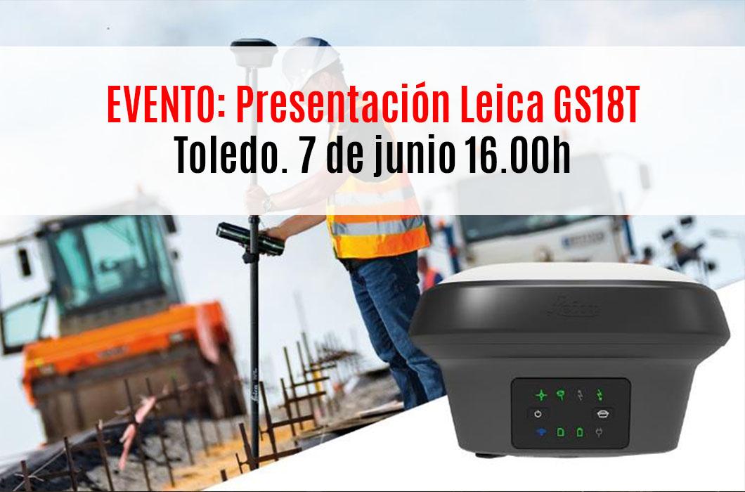 Acre evento Leica Toledo