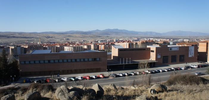 Geomática en Ávila