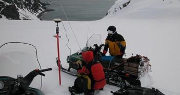 Científicos españoles constatan que una parte de la Antártida se enfría