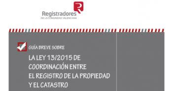 Guía registradores de la propiedad