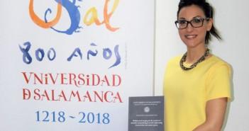 La tesis de la ingenieria Susana Del Pozo premiada a nivel internacional