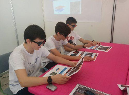 Geomática Jaén en la Noche Europea de los investigadores