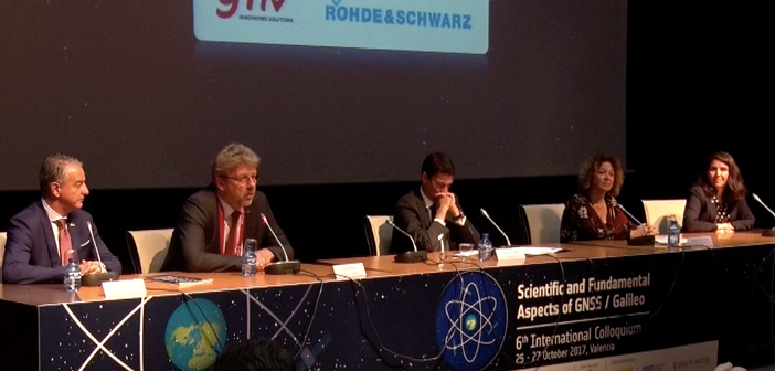 Congreso ESA Galileo UPV