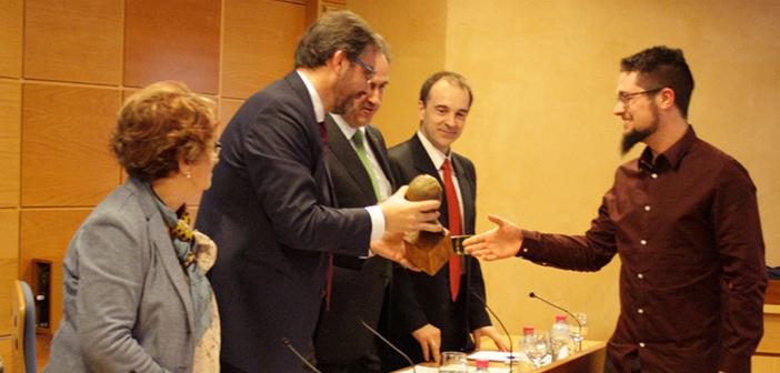 Adrián Castelló, premio Francisco Coello 2018