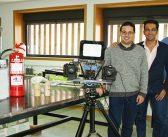 Investigadores de la Escuela Politécnica Superior de Ávila aplican técnicas de la fotogrametría al análisis de nuevos materiales